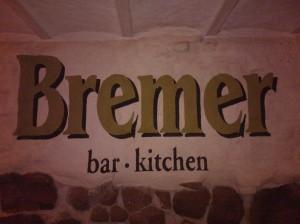 Bremeristä ei kyllä tunnelmaa puutu.