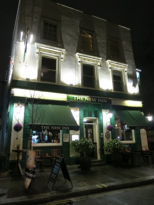 The New Inn.