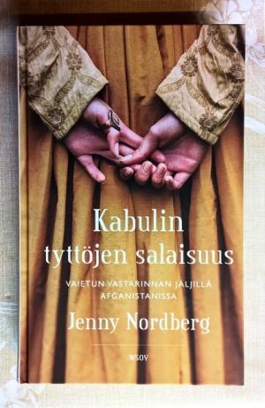 Jenny Nordberg: Kabulin tyttöjen salaisuus