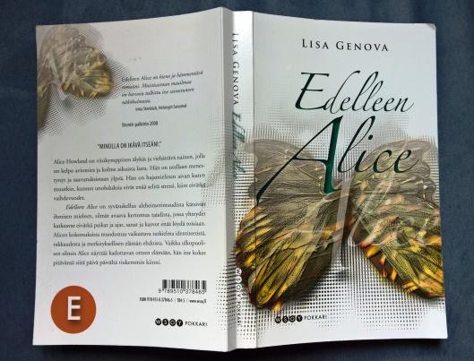 Lisa Genova: Edelleen Alice