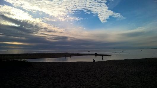 Kalajoen hiekat... (jääkö sävel pyörimään päähän?)