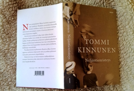 Tommi Kinnunen: Neljäntienristeys
